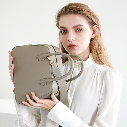 City Bag Beige medium품절