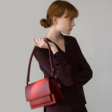 Classic Bag Medium Rio-Red 품절