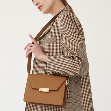 Clever Bag Medium Camel [Special 15%] (정상가 318000원)