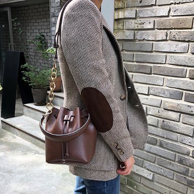 Bucket Bag Mini Cocoa Brown [New 15%] (정상가 149000원)